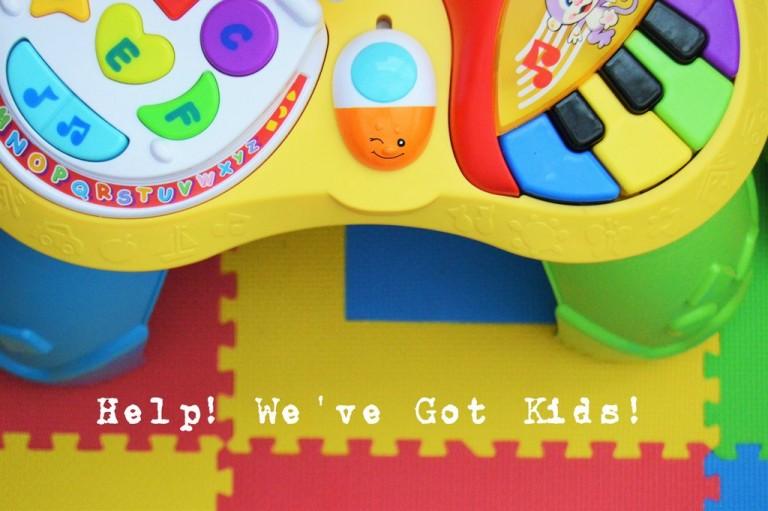 Get Organized with Kids