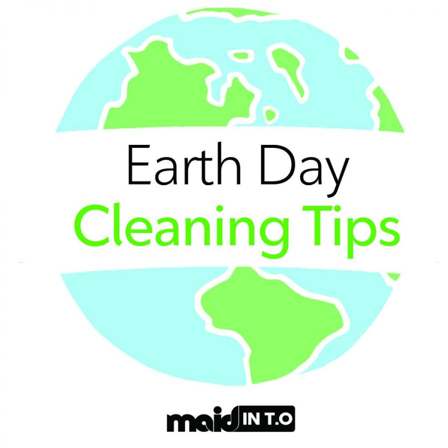Earth Day Cleaning Tips